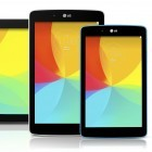 LGs neue G Pads: 7 bis 10 Zoll mit Android, 800p-Display und Snapdragon