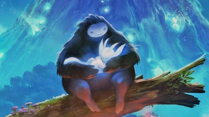 Artwork von Ori and the Blind Forest