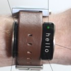 Wearable: Glance macht das Uhrenarmband smart