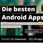 Unlauterer Wettbewerb: App-Store-Anbieter beschwert sich über Google