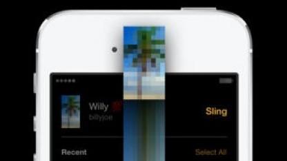 Slingshot für iOS und Android