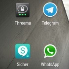 Whatsapp-Alternative: Sicher will sicher sein