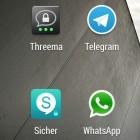 Whatsapp-Alternative: Sicher will sicher sein