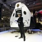 Raumfahrt: Elon Musk möchte in zehn Jahren zum Mars