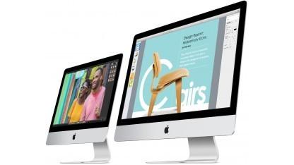 iMac mit 21,5 Zoll großem Bildschirm