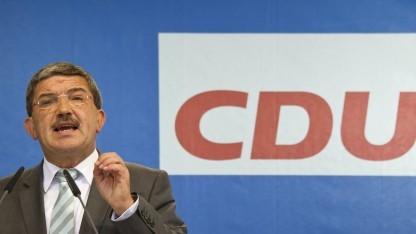 Mecklenburg-Vorpommerns Innenminister Lorenz Caffier