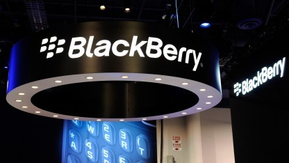 Blackberry will künftig stärker mit Ford zusammenarbeiten.