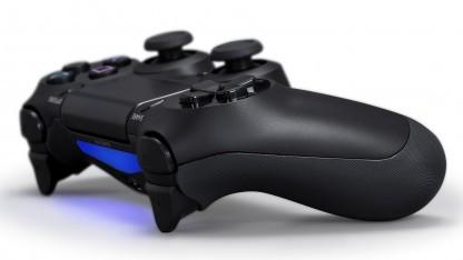 Auch ohne Knopfdruck lädt die PS4 gekaufte Spiele vorab herunter.