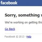 Technische Probleme: Erneut weltweiter Ausfall bei Facebook