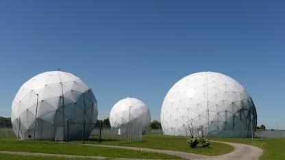 Im bayerischen Bad Aibling filterte der BND nach eigenen Angaben händisch die abgehörten Daten.