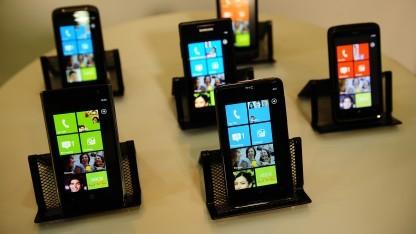Windows-Smartphones sollen sicherer werden.