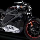 Project Live Wire: Elektrische Harley Davidson kreischt wie eine Turbine