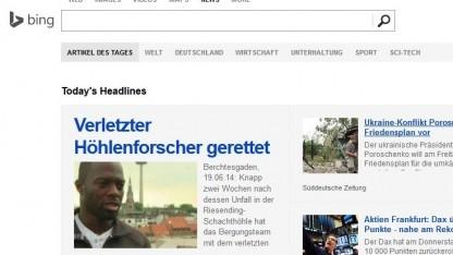 Nach Google News soll nun auch für Bing News gezahlt werden.