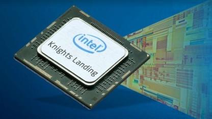 Unter der Metallkappe stecken Chip und Embedded-DRAM.
