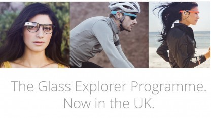Google Glass in UK