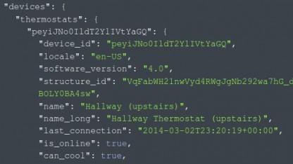 Nest gibt die APIs zu seinen Heimautomatisierungsgeräten für Entwickler frei.