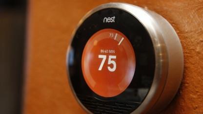Thermostat der Google-Tochterfirma Nest