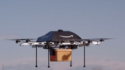 Liederdrohne von Amazon: Fliegen nur in Sichtweite