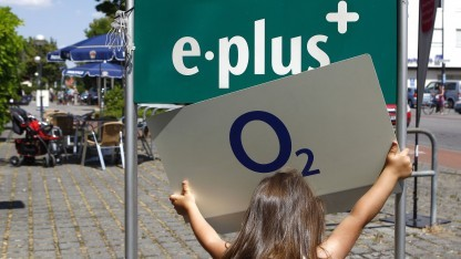 Telefónica und E-Plus: E-Plus wird hundertprozentige Telefónica-Tochter