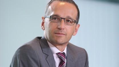 Unterstützt die Verlage im Kampf gegen Google: Justizminister Heiko Maas