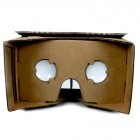 Google Cardboard: Mit VR-Pappbrille in Street View unterwegs