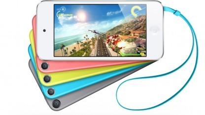 Die 16-GByte-Version des iPod Touch gibt es jetzt auch mit Rückkamera.