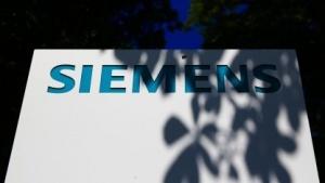 Siemens-Hauptsitz in München