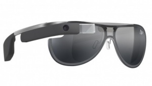 Google Glasses der DVF-Serie