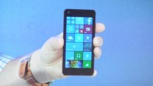 Microsoft hat auf der Computex 2014 neue Smartphones mit Windows Phone 8.1 gezeigt.