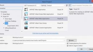 Vorschau auf das neue Visual Studio