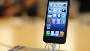 iPhone mit Lightning-Anschluss