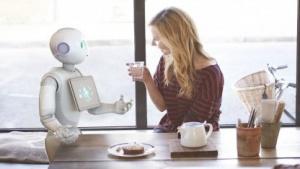 Roboter Pepper: plaudert mit Menschen in Softbank-Geschäften