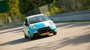 Elektroauto mit Aluminium-Luft-Batterie auf dem Circuit Gilles Villeneuve: Aluminium zurückgewinnen