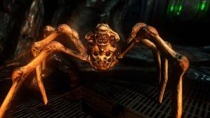 Die Trite-Spinne aus Doom 3