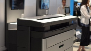 """HPs noch namenloser Pagewide-Drucker """"Niagara"""" für Großformatdrucke"""