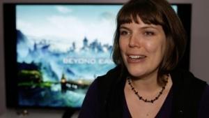 Lena Brenk auf der E3 2014
