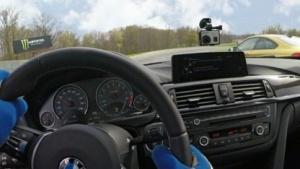 GoPro im Auto