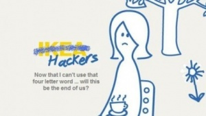 Bloggerin Jules Yap ist frustriert über den Verlust ihrer Domain.