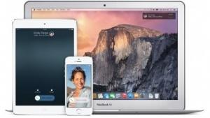 Mit Handoff kann zwischen iOS- und OSX-Geräten hin- und hergewechselt werden.