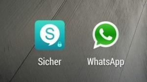 Sicher will eine sichere Alternative zu Whatsapp sein.