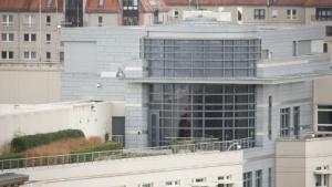 Der angebliche Horchposten auf der US-Botschaft in Berlin beschäftigt die Verfassungsschützer nur am Rande.
