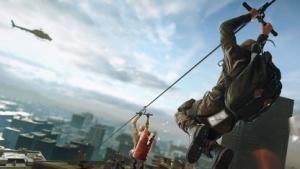 Artwork von Battlefield Hardline