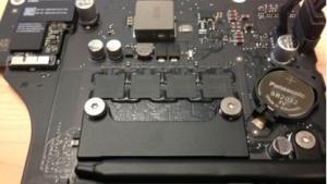 iMac mit 21,5 Zoll und festgelötetem RAM