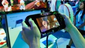Wii U auf einer Spielemesse
