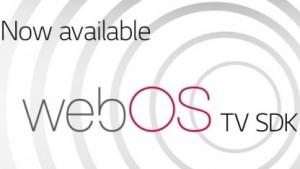 Das SDK für WebOS von LG steht bereit.