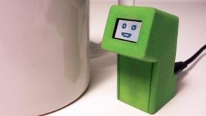 Picco besteht aus einem OLED-Panel und einem 3D-gedruckten Gehäuse
