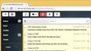 Der minimalistische Webmail-Client Rainloop