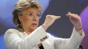 Zufrieden mit der Gleichstellung von EU-Bürgern: EU-Justizkommissarin Reding