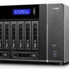 QNAP TS-EC1080 Pro: Erweiterbares NAS-System im Tower mit mSATA-Plätzen