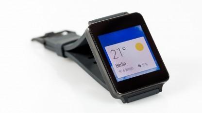 Insgesamt wurden 2014 weltweit nur 720.000 Android-Wear-Uhren verkauft.